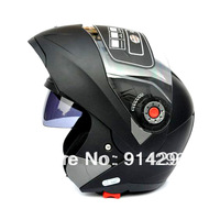 Free shipping 3 colors JIEKAI quality goods electric motorcycle  full face racing helmet  Size:M, L, XL,XXL