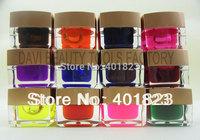 glaze Color UV Nail Gel 12colors nail polish  PRO Nail Art Builder Gel Wholesale