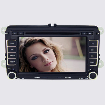 Jetta/Golf/Polo/Skoda/Tiguan/Turan/Caddy/Lavida/Scirocco/Passat Car DVD Player,FM/AM Radio,BT,Dual Zone,HD 1080P,RDS,3D map