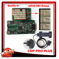 Quality A+! the Newest Ver.  2014. R2 with NEC Relays LED TCS CDP+ PRO Plus+free activation CARs+TRUCKs+Generic 3 in 1