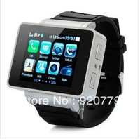 Cheapest!!!!!1.8 inch I3 HD TFT LCD Watch Style Mobile Phone Bluetooth FM Camera Free Shipping