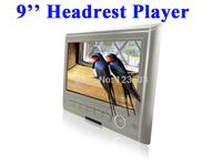9Inch Car Headrest  HD Digital Screen  Mp5 Function IR/FM  function,USB/SD