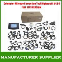 2014 Digiprog III Digiprog 3 Digiprog3 Odometer Programmer Multi language latest version V4.88 with Full Software Free Shipping