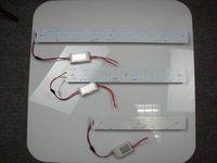 High quality  Led ceiling light lamp plate refires Led light strip H lamp tube rectangle aluminum plate 10w
