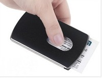 business card holder   (can put 13--15 cards)