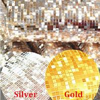Super Modern Luxury Gold Foil Wallpaper Roll  Silver Wall Paper  Luminous  Wedding Decoration  papel de parede ouro glitter