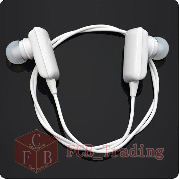 Wireless Music Bluetooth Headset Earphone, Mini Headphone for iPhone 6 5S 4 4S iPads, Samsung Galaxy S5 S3 S4 Note Nexus 5 Moto(China (Mainland))