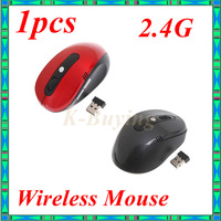 Cheapest Optical mini 2.4g Wireless Mouse USB Receiver RF For Desktop & Laptop PC Computer Accessories  Free shipping