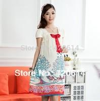 Cute Custom-made Chiffon Casual Dress Pregnant Dresses, MATERNITY DRESSES, Gravida Clothes For Pregnant Women 31125