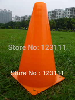 7'' Soccer Football cross training cones/track Sports agility marker/marking cones Coaching speed training aids Versatile 24/set