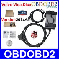 With Multi-language Volvo Dice Vida Super 2014A Version Professional Scanner For Volvo Cars  Vida Dice Interface