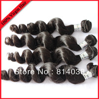 queen brazilian loose wave virgin brazilian bulk hair for braiding cheap brazilian hair 3pcs or 4 pcs free shipping
