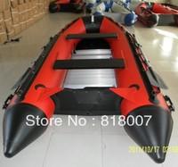 11' GTS330 Goethe  Inflatable fishing Boat