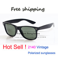 Hot Selling !2013 Fashion Vintage RB 2140 men polarized sunglasses brand designer women sunglass Free shipping ZDF433