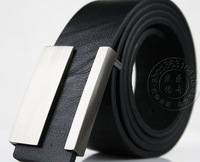 high quality low price brand new Fashion 2013 Style belt With Letters Luxury PU Leather Belts For Men with brand logo