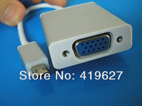computer components Micro USB 11P MHL to VGA Cable Adapter For Samsung Galaxy S4 S IV I9500 S3 S III i9300 i9308 Note 2 3