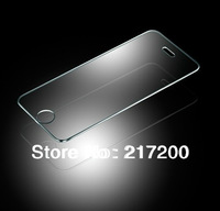 Free shipping for Tempered glass Screen protector for iPhone5C