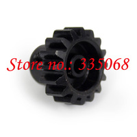 HENGLONG 3851-2 RC EP car Mad Truck 1/10 spare parts No.81 Steel gear 16T+screw-Upgrate OP parts for Motor