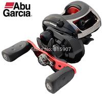 Hot sale!!!New Abu Garcia lure reel BLACK MAX BMAX2 4+1BB Baitcasting fishing reel (left)