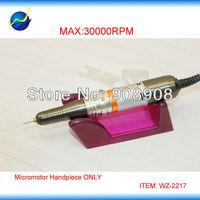 New 30K RPM Lab Electric Micromotor Marathon Brush Motor Handpiece H20 Nail handpiece