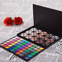 Free Shipping!!Hot Fashion !!Best 120 Color Press on Eyeshadow Palette 5# Glitter Matte Eye Shadow