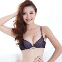 Free shipping Size  A B -CUP 32 34 36 4 colors  push up bra the brassiere the underwear lace bra sexy women's bras