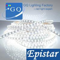 factory direct/hot sale DHL Fedex 5m/lot  5050 LED strip  white 220v 230v 240v  led tape  LED Ribbon Waterproof