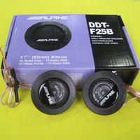 ALPINE DDT-F25B Car Speaker / Car Tweeters / Audio High Efficiency Speakers Universal for KiA RIO 2012 K3 / k5 k7