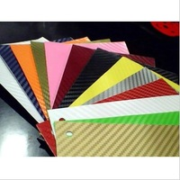 Free Shipping,Hot Sale150*60CM,3D Carbon Sticker,Car Stickers Accessories,Paper Decal 12color Opthion