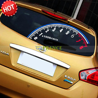 80*30CM Speedometer sticker Car Sound Control Music Rhythm LED Light sticker Reflective Car Window for Sport Car rear window