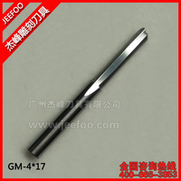 4*17  CNC Solid Carbide Two Straight Flute Bits