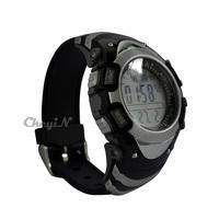 Multi function Digital sunroad FX704A Gray Digital Fishing Barometer Waterproof Wrist Watch Thermometer Altimeter 0.25-MDM05G
