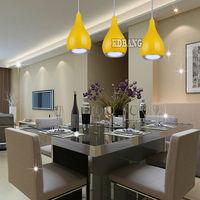 High Brightness LED 36w led modern pendant lights AC85-265v Taiwan epistar chip acrylic mask dinning room lighting