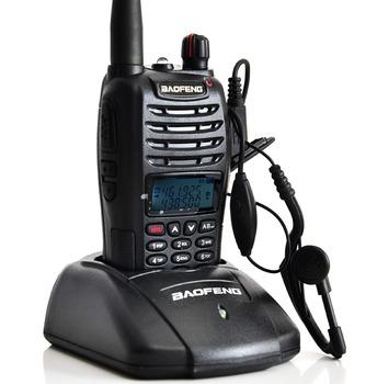 2013 Baofeng UV-B6 Dual Band VHF UHF 5W 99 Channels FM A1012A PMR Portable Two-way Radio