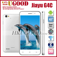 Original Jiayu G4 Advanced 2G RAM 32G ROM MTK6589T 1.5GHz Quad Core 4.7 HD OGS Gorilla Screen 13MP Camera with 3000mAh Battery!