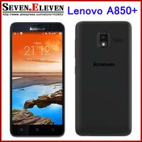 Original Lenovo A850 Plus  MTK6592 Octa Core VS Lenovo A850+ MTK6582 Quad Core 5.5'' IPS 1GB RAM 4GB ROM Android 4.2 GPS