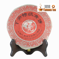 On Sale!!2003yr 357g Organic Yunnan Puer/Pu'er/Puerh Raw Tea Cake Lose Weight tea 1098 Wholesale China
