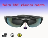 special HD 720 video camera eyewear glasses mini dvr camera with glasses video/sunglasses camera free ship