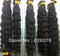 Free shipping 6A Virgin hair products Mixed length each size 1pcs 4pcs lot 2pcs 3pcs 5pcs lot Brazilian remy 1b weave loose wave
