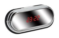 promotion Digital Alarm mini Clock Camera full HD1080P Hidden DVR Video Recorder with Motion Detection 5pc