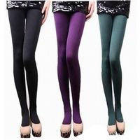 Hot !! New Arrive 2013 Women's Winter Legging Thick Warm Slim Pluz Size Leggings Lady's Jeggings #01