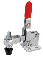 Branded Vertical Toggle Clamp 102B Holding Force 100kgs Excellent Manufacturing Technique Fixture Clamp