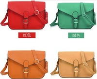 New fashion satchel bags for women cross body leather handbag lady shoulder bags 5 color available 5122