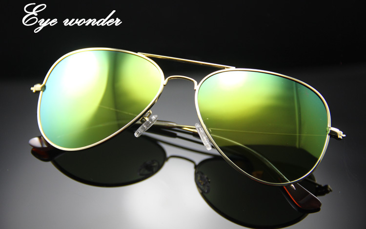 Eye wonder Men Desinger Polarized Mirror Sun Glasses Women Vintage Classic Sports Driving Sunglasses Gafas S3025 Oculos de sol(China (Mainland))