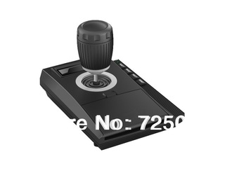 Metal PTZ keyboard controller 3D CCTV joystick for high speed dome cameras, Free shipping