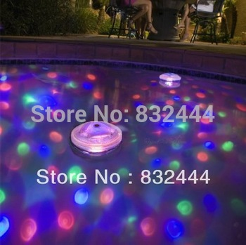 5 Light Patterns Underwater LED AquaGlow Light Show for Pond Pool Spa Hot Tub Disco