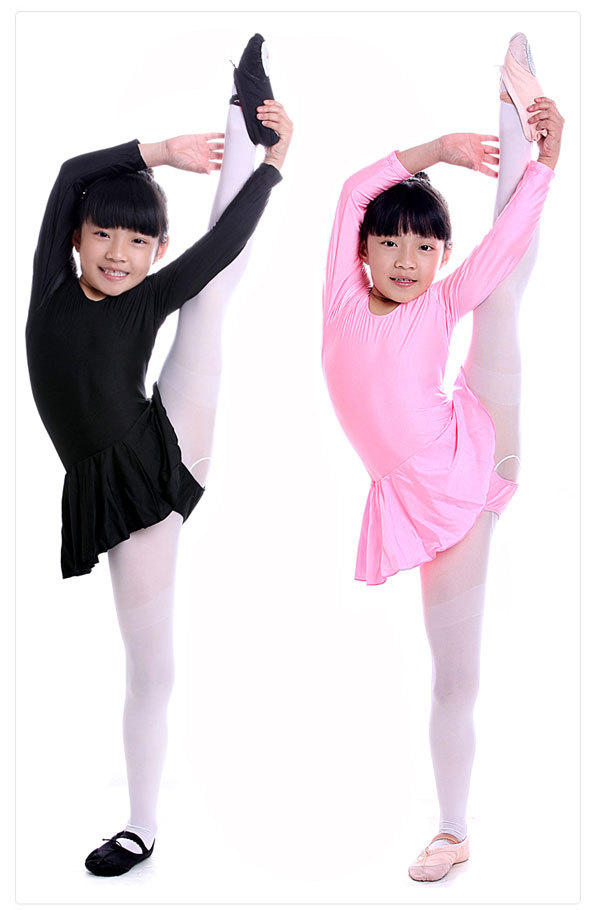Dance wear ballet leotard for girls professional ballet tutu pretty