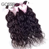 """rosa hair products malaysian virgin hair natural wave 3 pcs free shipping natural black hair 8""""-30"""" malaysian human hair weave"""