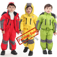 2013 New Style Duck Down Jacket Children's Outerwear Suits Kids Clothes/Duck Down Sets/Baby Wear[iso-13-8-19-A1]