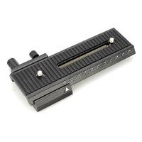 LP-01 2 way Macro Shot Focusing Focus Rail Slider for CANON NIKON SONY Camera D-SLR -Free Shipping